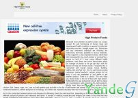 Cайт - Protein rich Food (high-protein-foods.com)