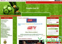 Cайт - Penalty Cup 3D Аниме Манга Сабы Наруто Футбол (penaltycup3d.ucoz.ru)